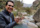 Neela wahan lakes, waterfalls, tracks Kallar Kahar, Pakistan