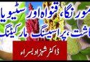 Moringa, Quinoa and Stevia marketing By Dr. Shahzad Basra