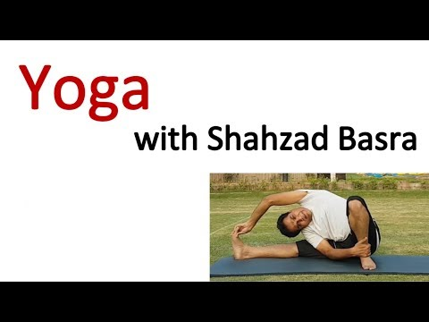 Daily Yoga for weight loss with Shahzad Basra