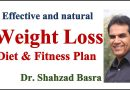 Weight loss: Diet and fitness plan by Dr. Shahzad Basra