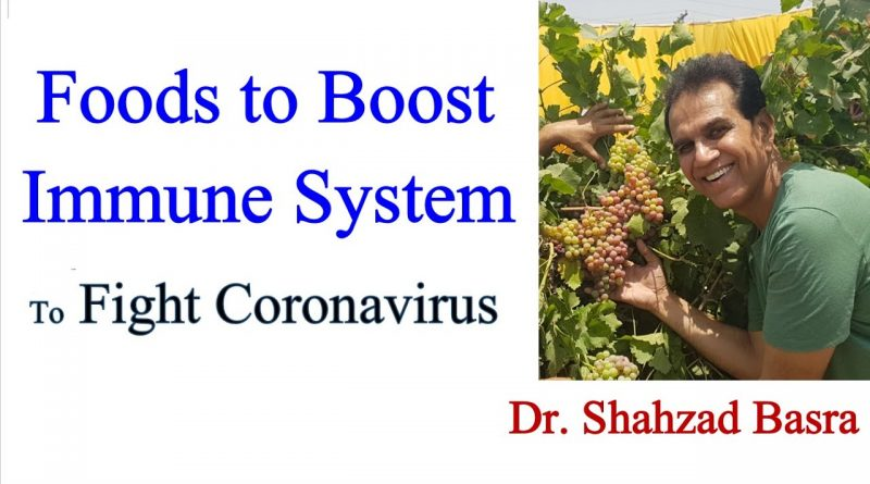 Vitamins rich food to fight against corona and boosting Immune system