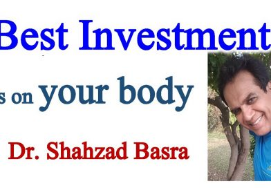 Best investment is on your body