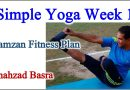 Simple Yoga For Beginners by Dr. Shahzad Basra