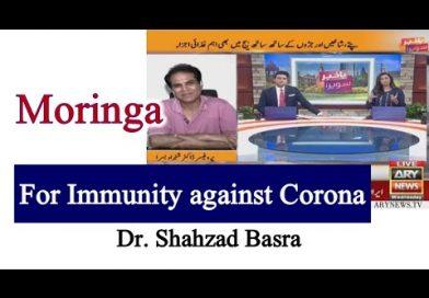 Moringa, quinoa and Multigrain Flour for Improving Immunity
