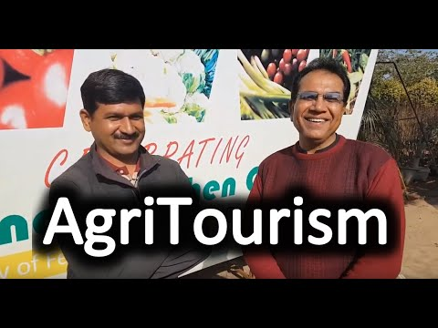 Tariq Tanvir focal Person, Agri Tourism Club, UAF and Dr Shahzad Basra –