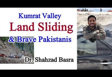 How Pakistani Handle Land sliding